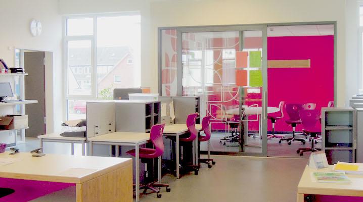 Oberschule Osterholz-Scharmbeck, Lernhaus im Campus