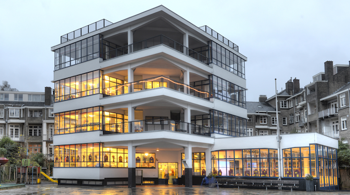 Openluchtschool, Amsterdam