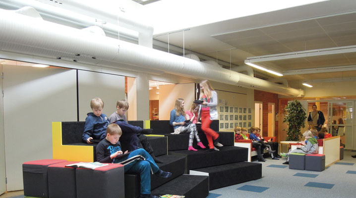 Finnland: Wo die Lernumgebung die Sprache der Pädagogik spricht ...