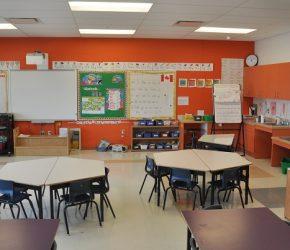 Meduxnekeag School, Woodstock, Kanada