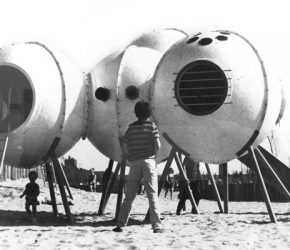 "Group Ludic, Hérouville Saint-Clair, 1968. Aus der Ausstellung ""The Playground Project"", Kunsthalle Zürich 2016"