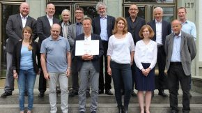 Jury Pilotprojekte Inklusive Schulen planen und bauen. Foto: Montag Stiftung Jugend und Gesellschaft