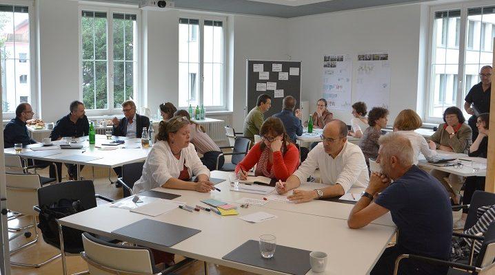 Expertenworkshop Raum und Inklusion