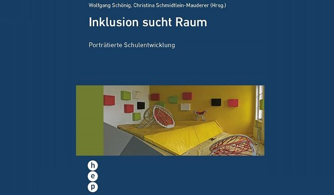 Cover: Inklusion sucht Raum